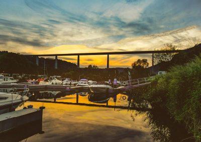 Hafen Winningen-